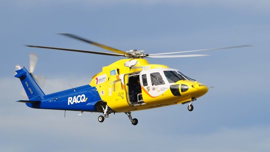 Article heading image for RACQ Helicopter Called To Peak Downs After A Truck Crash