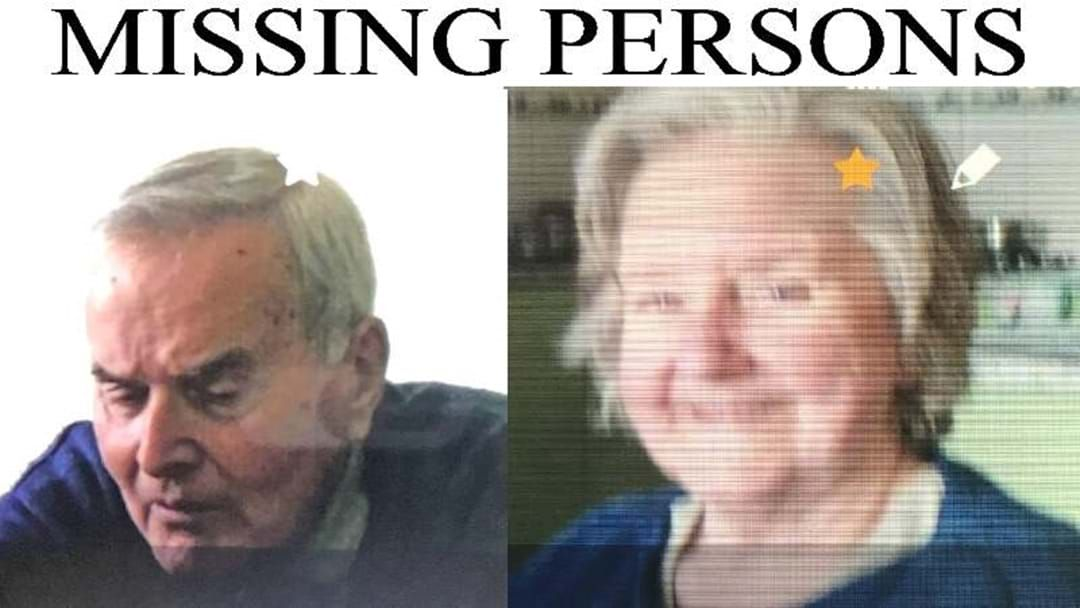 Article heading image for Two Tasmanians Missing