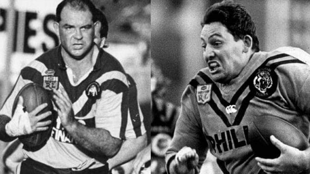 """Article heading image for """"Blocker Always Started It"""": Peter Tunks Recalls His Fierce Rivalry With Steve 'Blocker' Roach"""