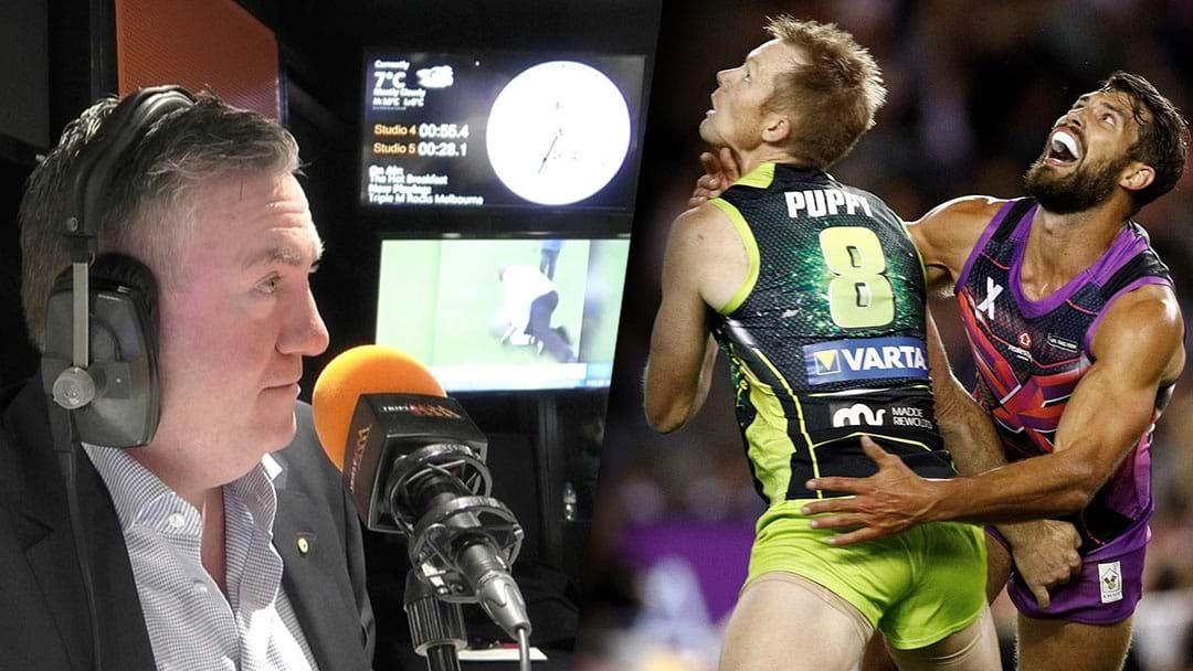 Article heading image for Tom Browne Says The AFL Wants AFLX Teams To Be Privately Owned, And Ed Isn't Happy