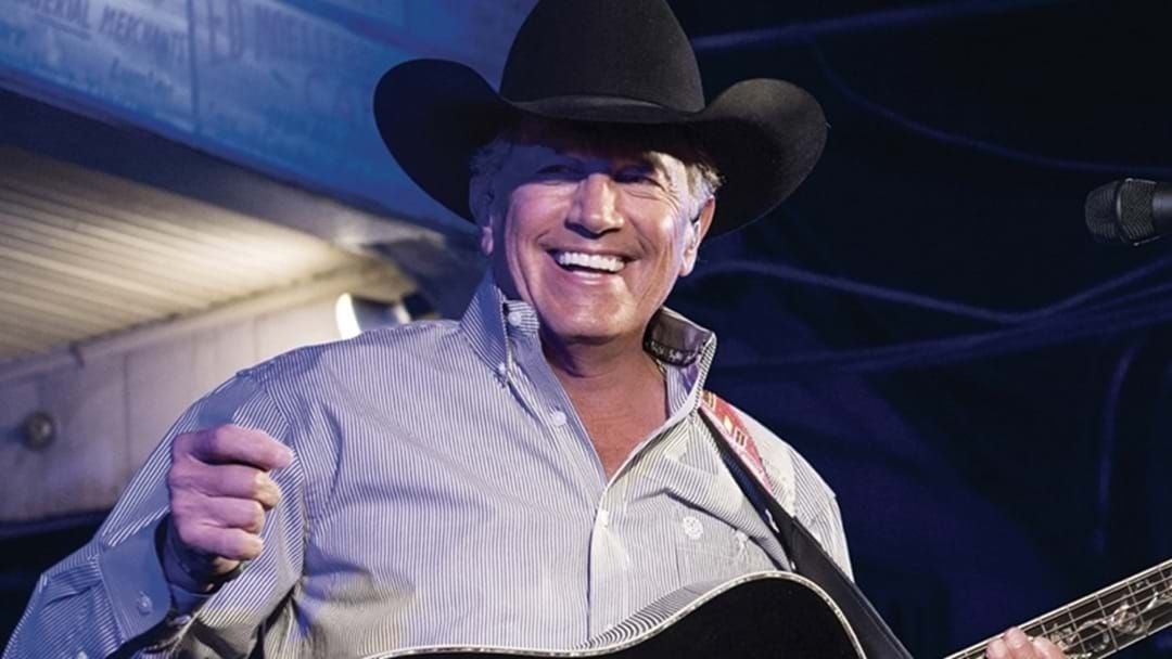 Article heading image for The Great George Strait Has the Most Added Song At Country Radio
