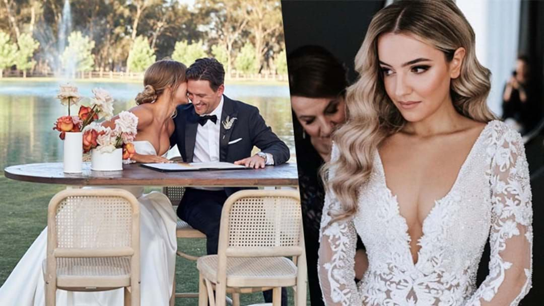 Article heading image for Unforgettable 2020 Wedding Trends To Add To Your Wish List