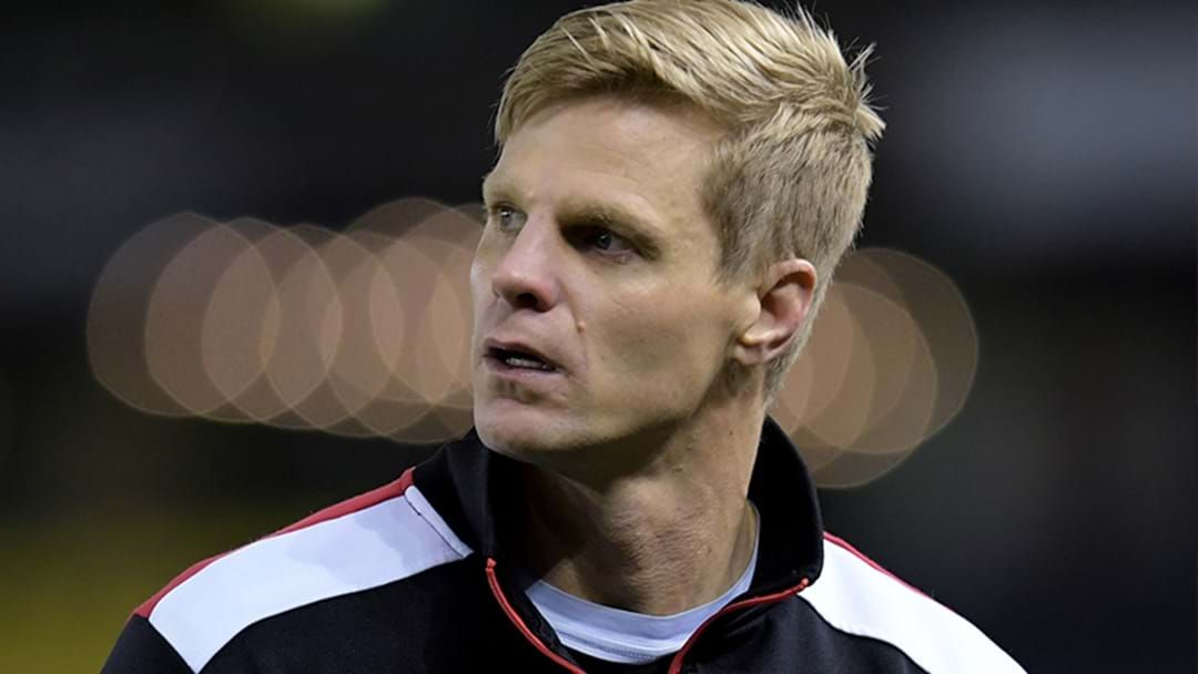Article heading image for Nick Riewoldt's Full Story On How Eddie McGuire Tried To Bring Him To Collingwood