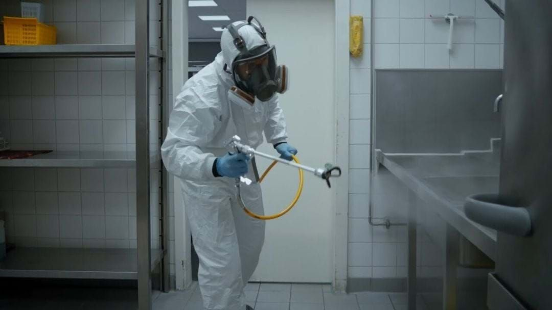Article heading image for Andy From Flick Tells Us How He Can Keep Your House Free Of Germs