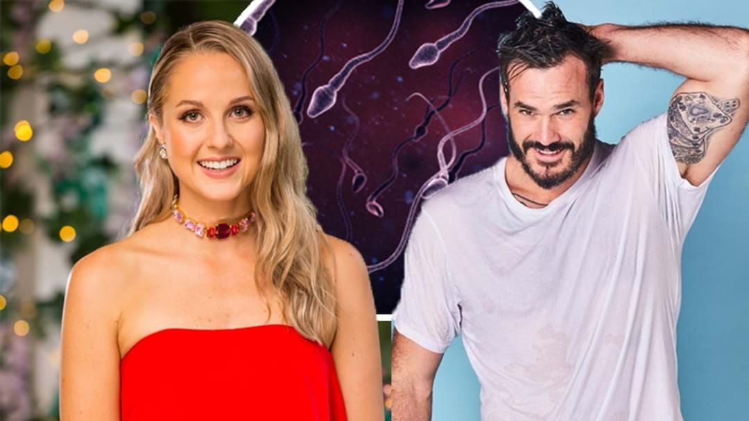 Article heading image for The Bachelor: Izzy Goodkind Reveals Whether She'd ACTUALLY Take Locky's Sperm!