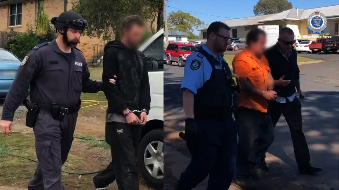 Article heading image for POLICE: Coffs Clarence Police Bust Alleged Drug Syndicate
