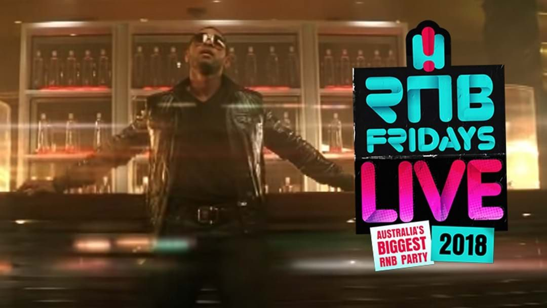 Article heading image for Here's How You Can Party Like A Ballin' VIP For FREE At RNB Fridays LIVE!