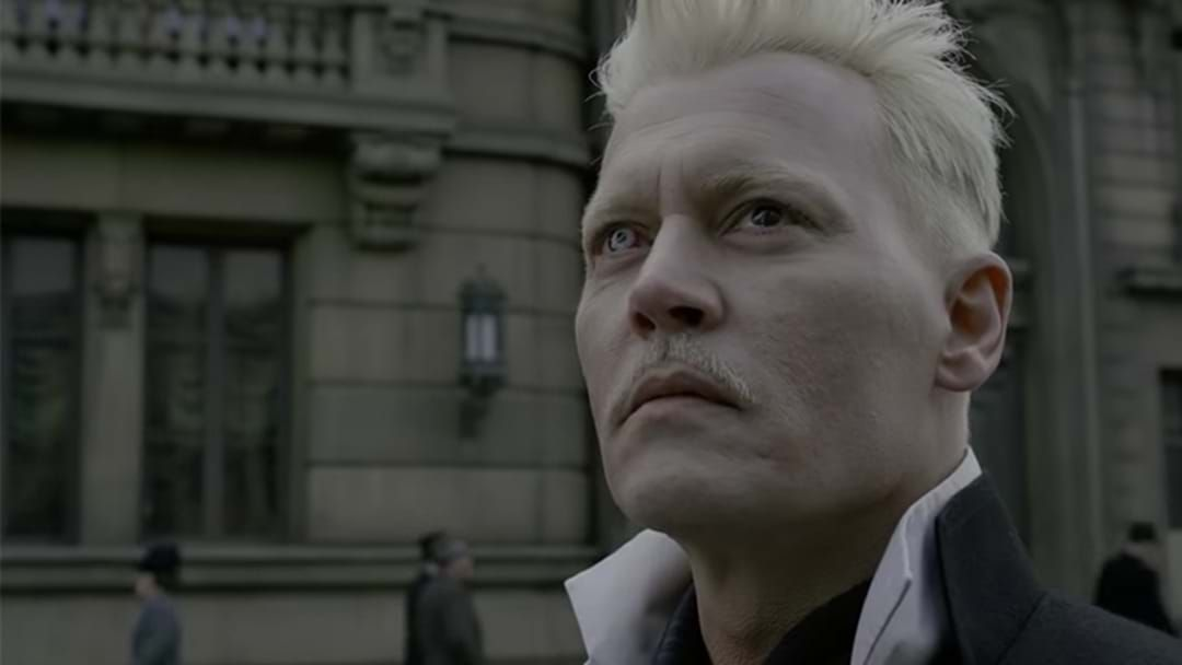 Article heading image for CONFIRMED: Johnny Depp Has Been Replaced As Grindelwald In Fantastic Beasts 3