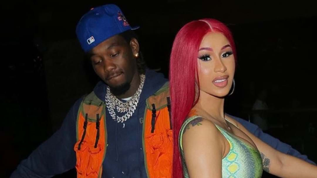 Article heading image for Cardi B Has Filed For Divorce From Offset After 3 Years Of Marriage