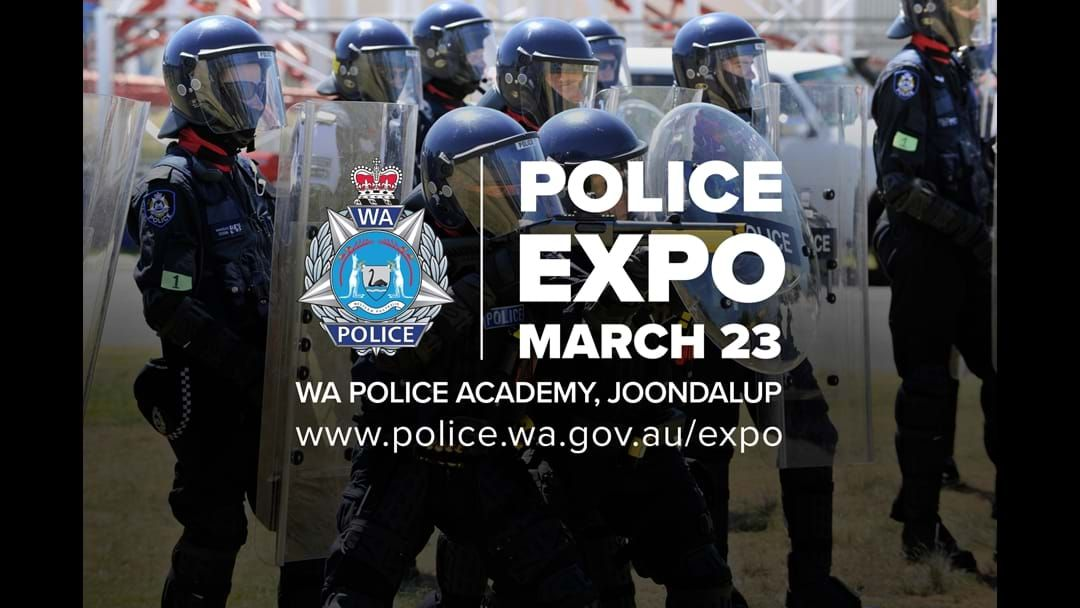 Article heading image for WA Police Are Opening Their Doors To Show Off Some Seriously Cool Stuff This Weekend