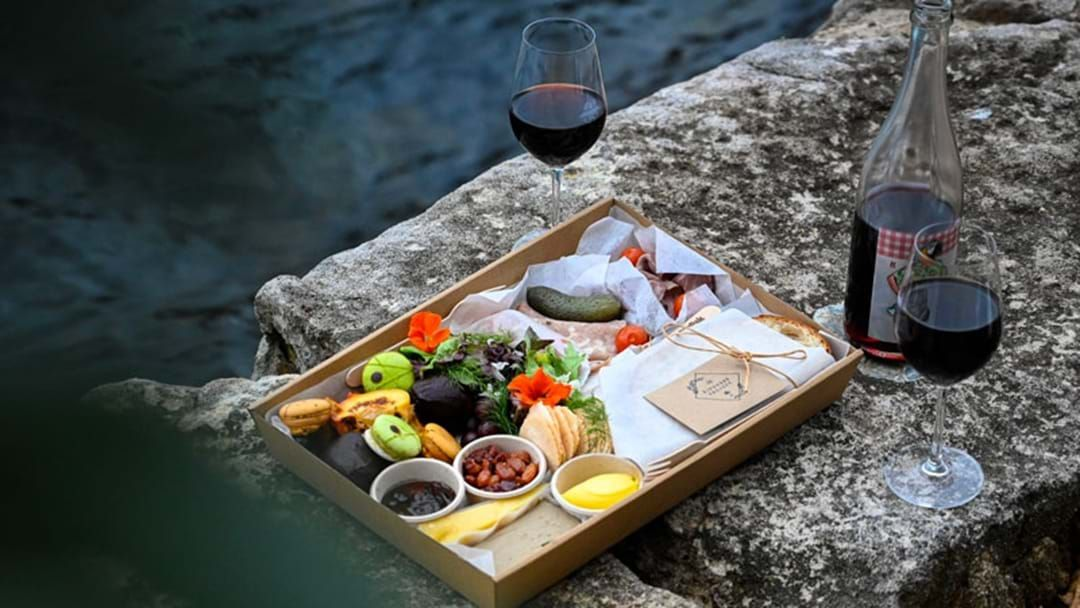 Article heading image for Feel Fancy While You Devour These Professionally Crafted Picnic Baskets Along Sydney Harbour