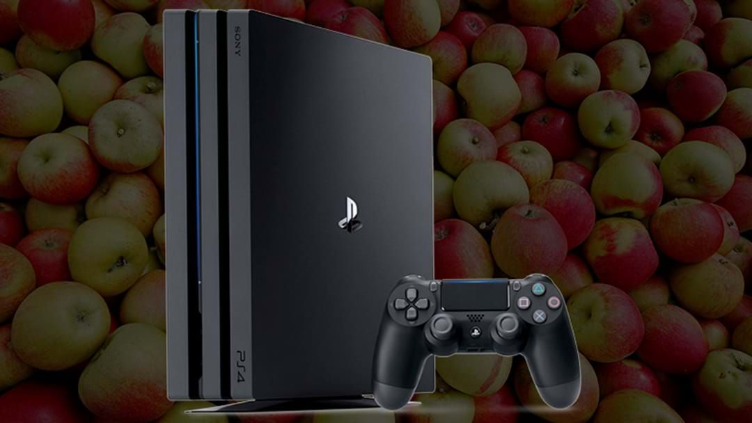 Article heading image for Bloke Jailed After Scanning A PlayStation 4 Through A Self Check-Out With A Fruit Sticker