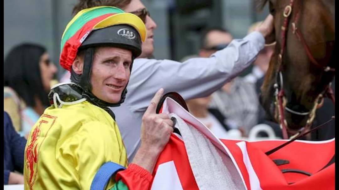 Article heading image for Jockey Brad Rawiller Hospitalised After Fall