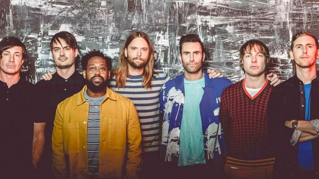 Article heading image for Maroon 5 Confirmed To Headline Super Bowl Halftime Show With Guests!