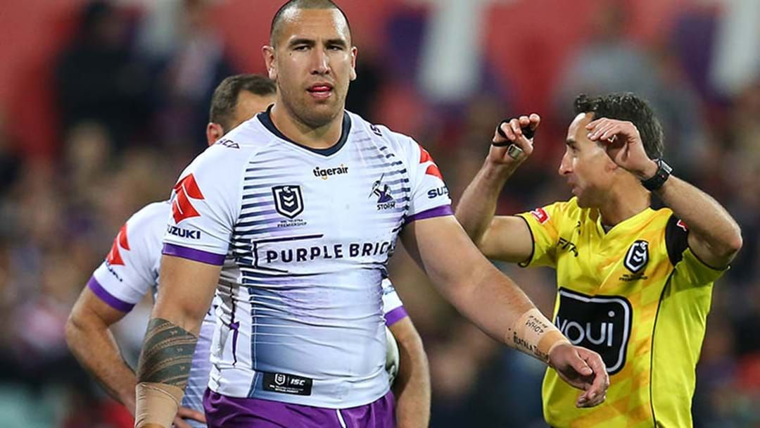 Article heading image for MG Slams The NRL For The Severity Of Nelson Asofa-Solomona's Suspension