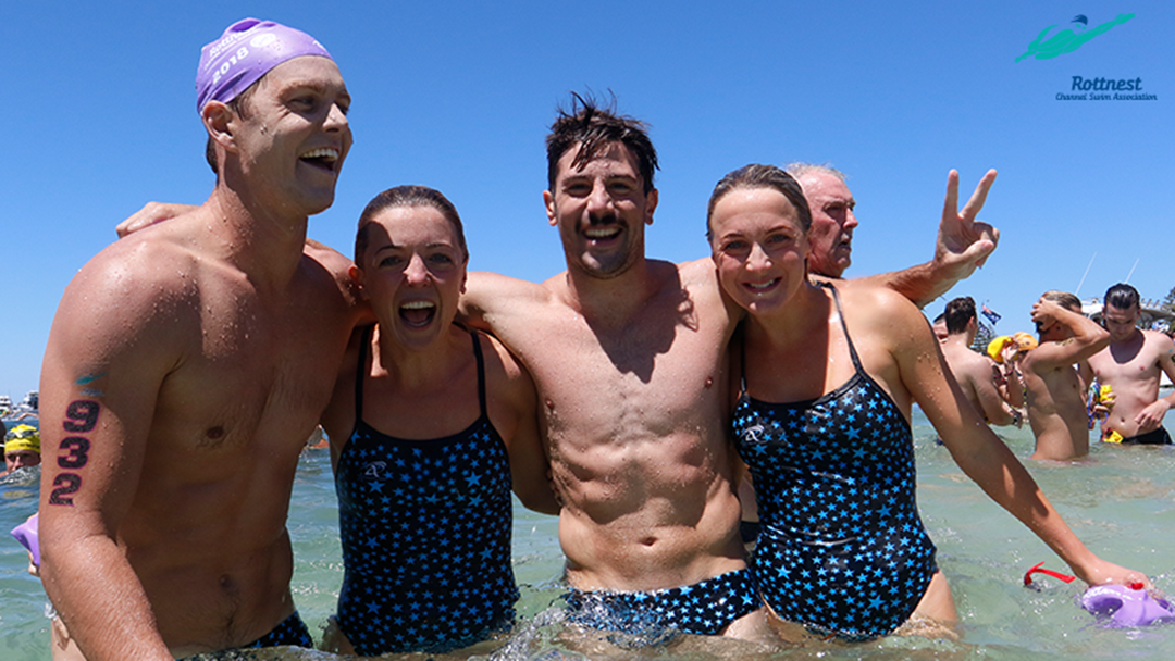 Article heading image for The Rottnest Channel Swim 2019