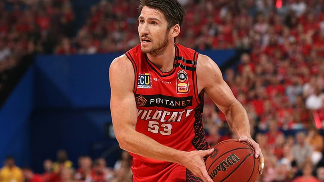Article heading image for Retired Damian Martin Reveals Who Is Set To Replace Him As The Perth Wildcats Captain