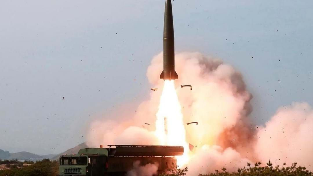 Article heading image for Korea Launches Missiles