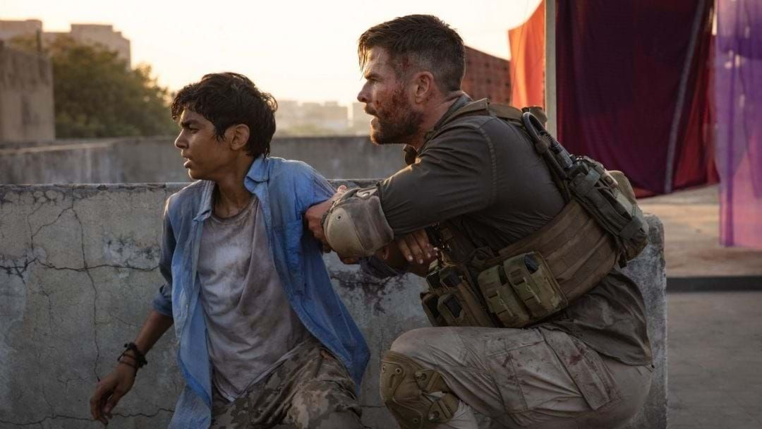 Article heading image for Young Extraction Star Rudhraksh Jaiswal Shares How Chris Hemsworth Helped Him Overcome Bullying