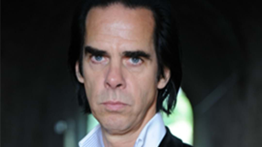Article heading image for Nick Cave Offers Support For Suicide Prevention Fund Raiser