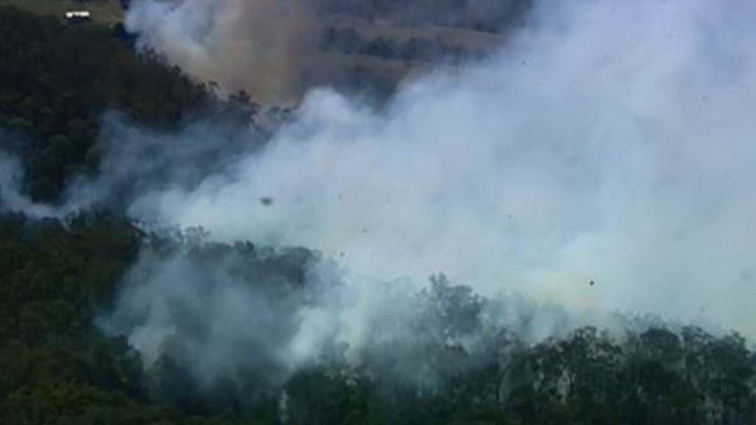 Article heading image for Smoke Haze Blankets Gold Coast
