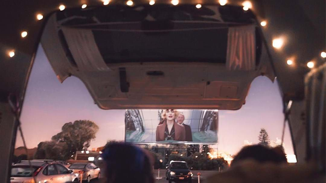 Article heading image for Adelaide's Favourite Drive-In Cinema Is Re-Opening So You Can Finally Watch Something Not On Netflix