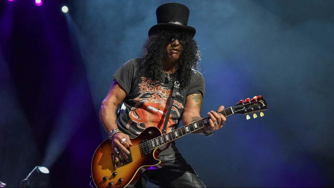 Article heading image for Slash Has Pretty Much Confirmed Guns N' Roses Are Working On A New Album