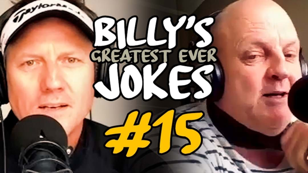 Article heading image for BILLY'S GREATEST JOKES EVER | #15: Why Shouldn't You Eat A Clock?