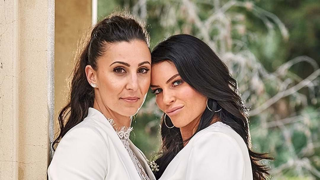 MAFS amanda and tash queer-baiting relationship?