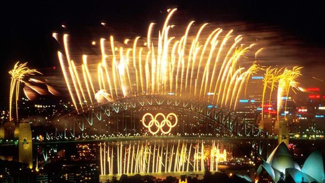 Article heading image for Can You Believe It's Been 21 Years Since The Sydney Olympics?!