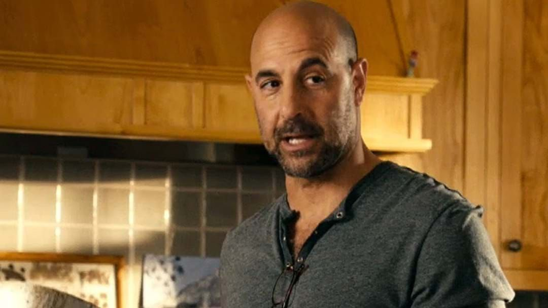 Article heading image for Stanley Tucci Opens Up About Secret Cancer Battle