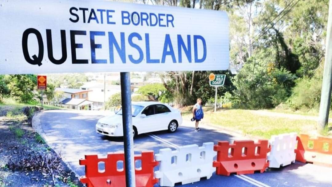 Article heading image for Tom Tate Discusses Ongoing Criticism Surrounding QLD Border Restrictions