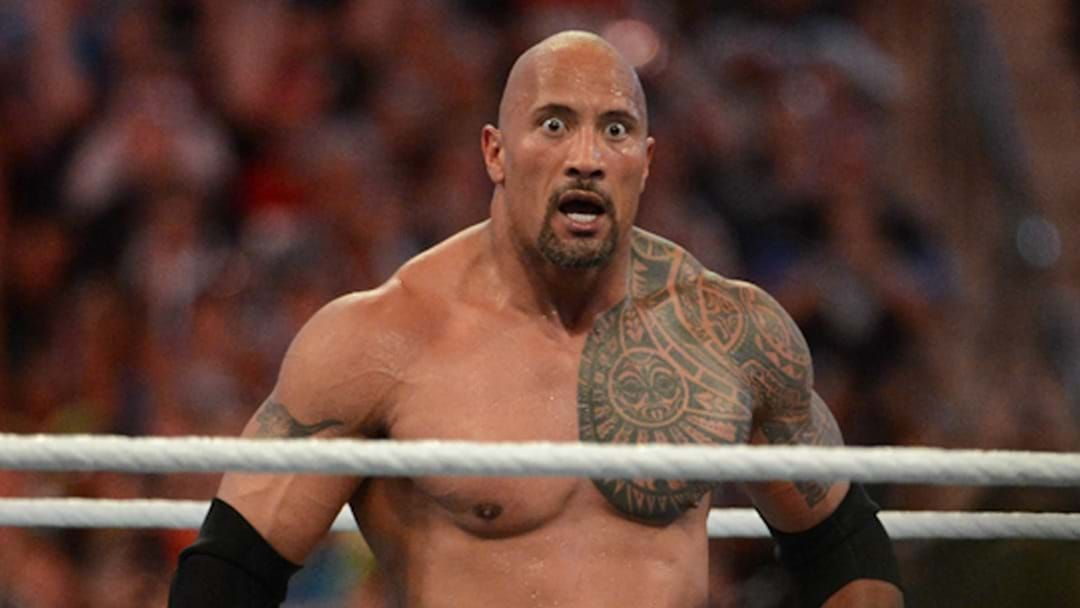 """Article heading image for Dwayne """"The Rock"""" Johnson And His Eyebrow Are Returning To WWE"""