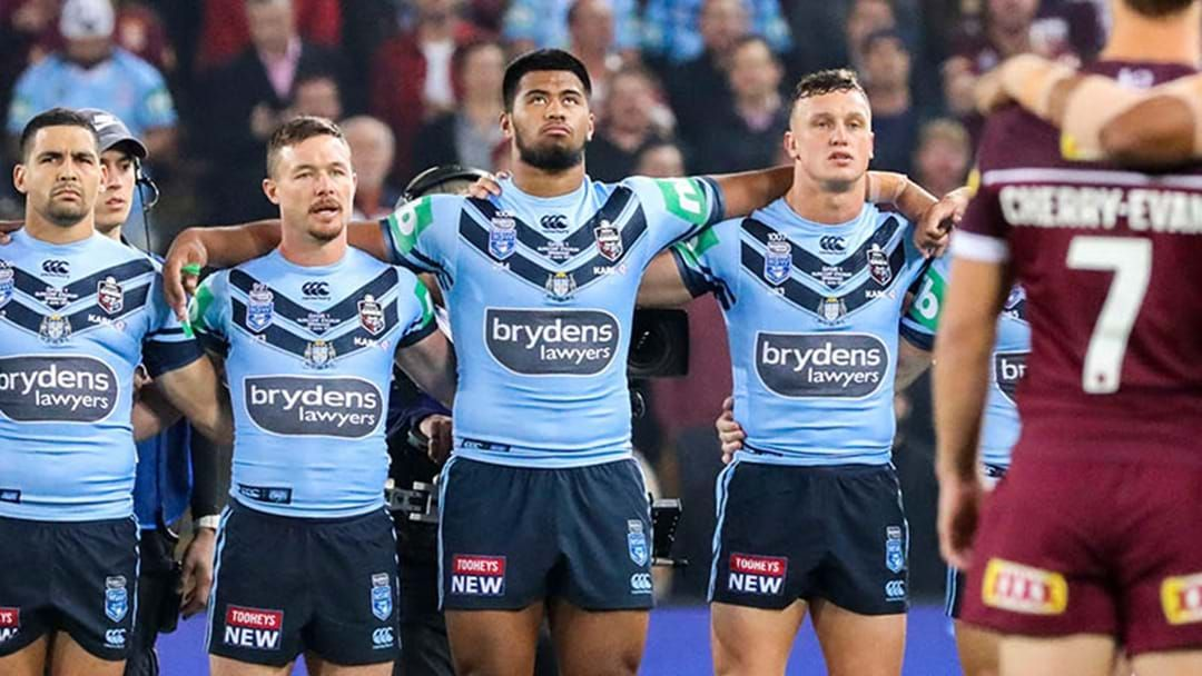 """Article heading image for """"Fire Up!"""": MG's Strong Message To Payne Haas After Origin Debut"""