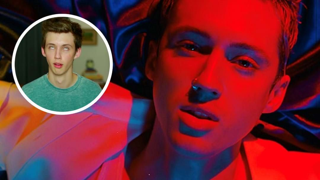 Article heading image for Aussie Singer Troye Sivan Reveals His Most Cringeworthy Song