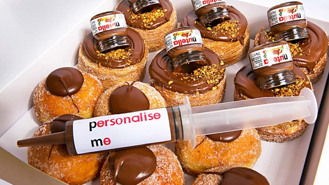 Article heading image for This Is The Perfect Way To Celebrate World Nutella Day Next Week