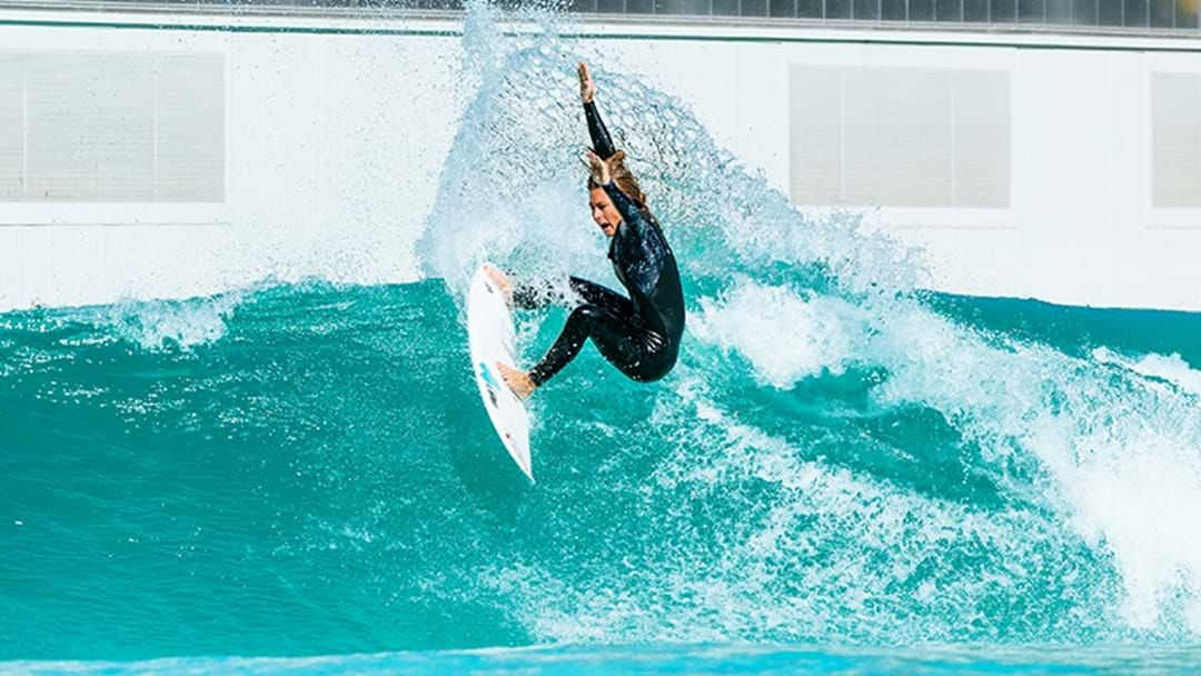 Article heading image for Australia's First Surf Park Is Landing In Melbourne In April