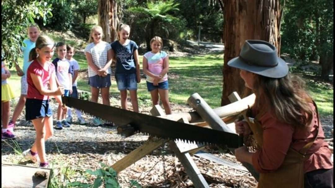 Article heading image for Check Out This Epic School Holiday Program By Coal Creek
