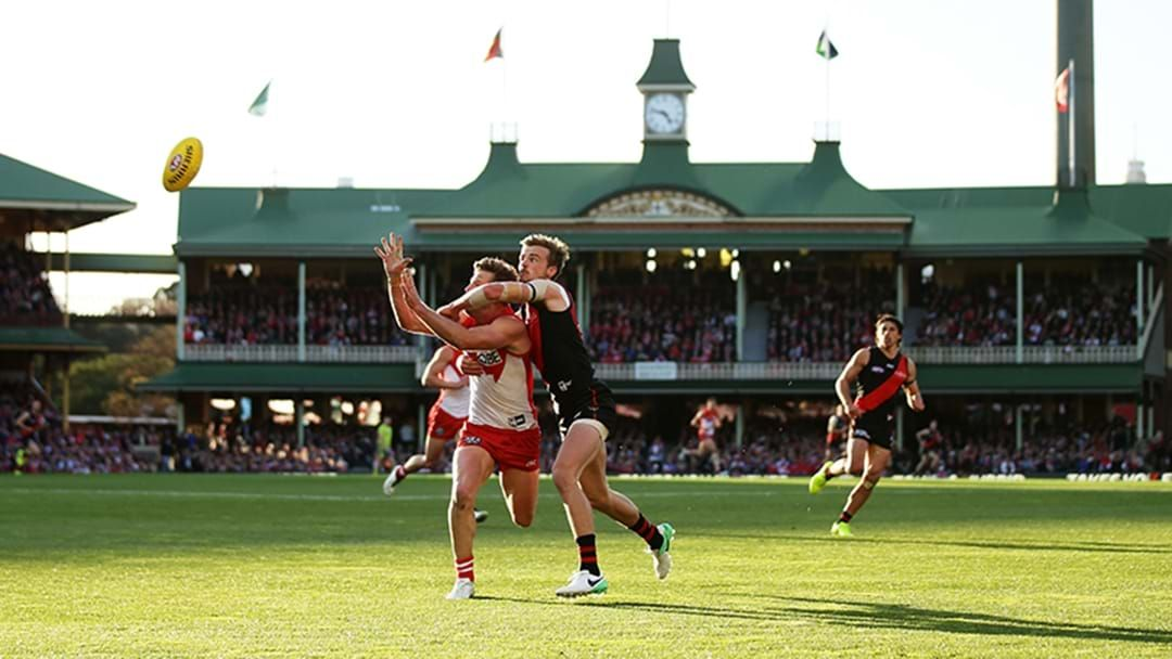 Article heading image for Sydney/Essendon Elimination Final Breaks An All-Time Record