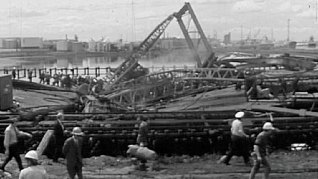 Article heading image for It's Been 49 Years Since The Westgate Bridge Collapsed, Killing