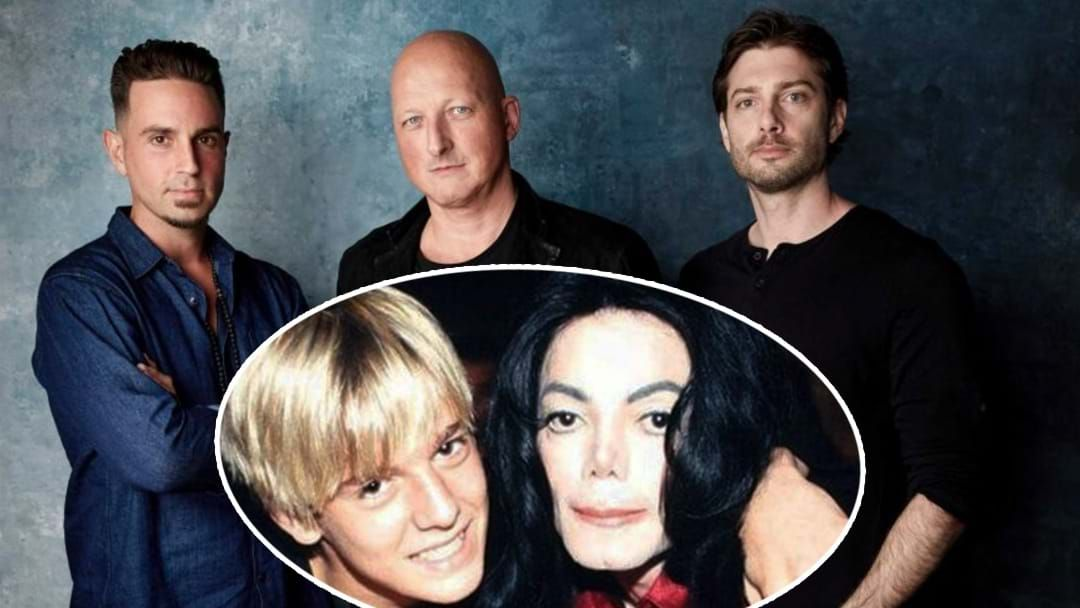 Article heading image for Leaving Neverland Director Dan Reed Says Aaron Carter Was Too Old For Michael Jackson