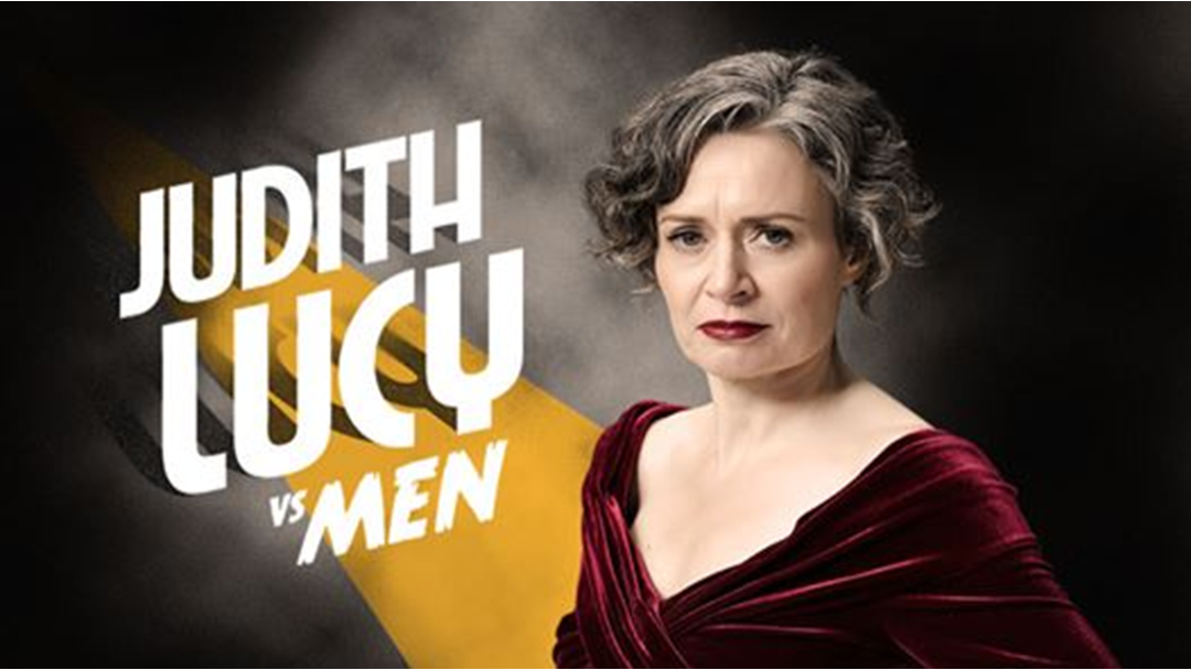 Article heading image for Judith Lucy Vs Men