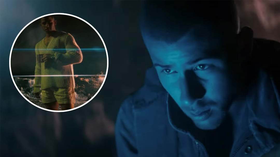 Article heading image for Nick Jonas And His Short Shorts Drop New Video For 'Spaceman'
