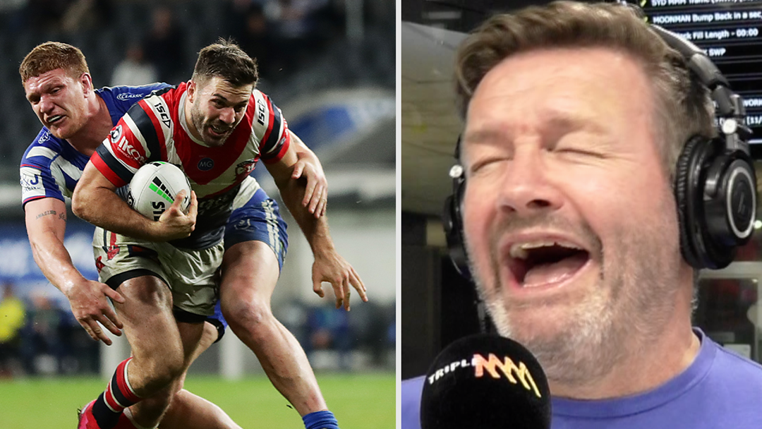 Article heading image for LISTEN   Lawrence Mooney's HILARIOUS Rant About Monday Night Football