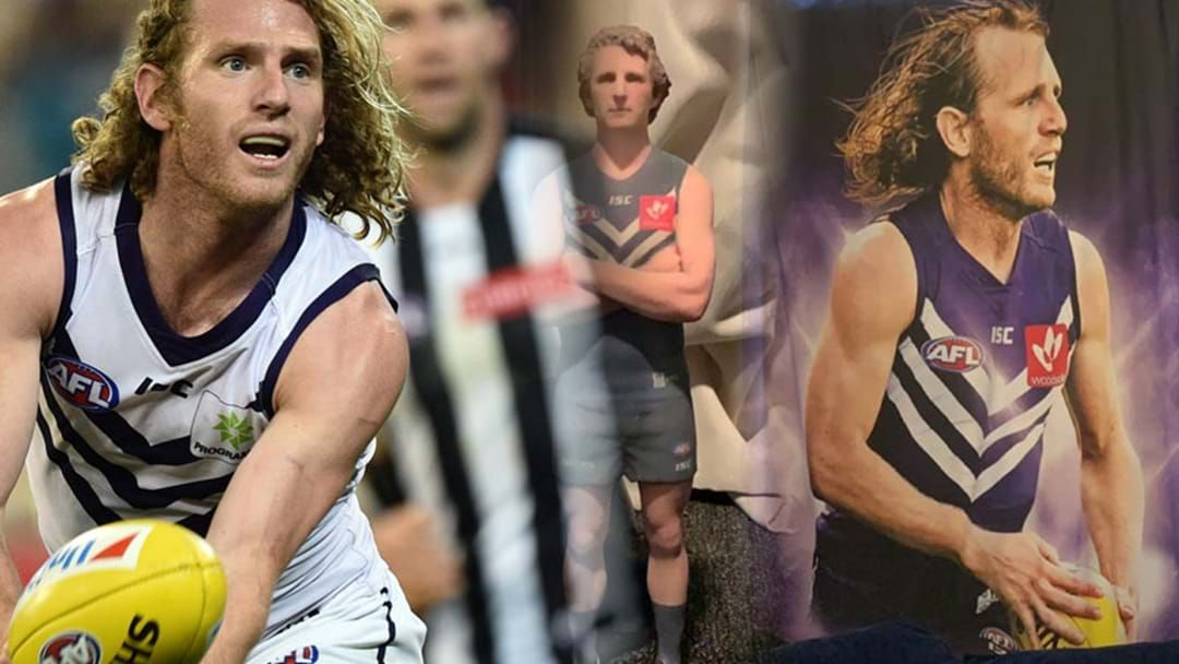 Article heading image for We Think We've Met Perth's Biggest David Mundy Fan
