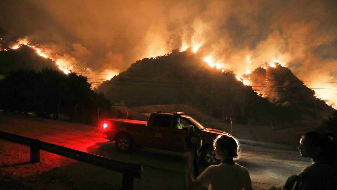 Article heading image for 4.6 Million Acres Of Wildfires Have Swept Through California, Washington and Oregon
