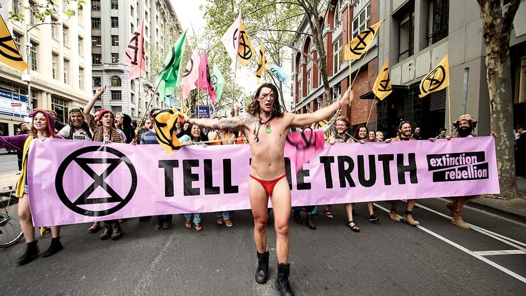 Article heading image for Execution Rebellion Are Planning To Do A Nude March Through Melbourne On Saturday