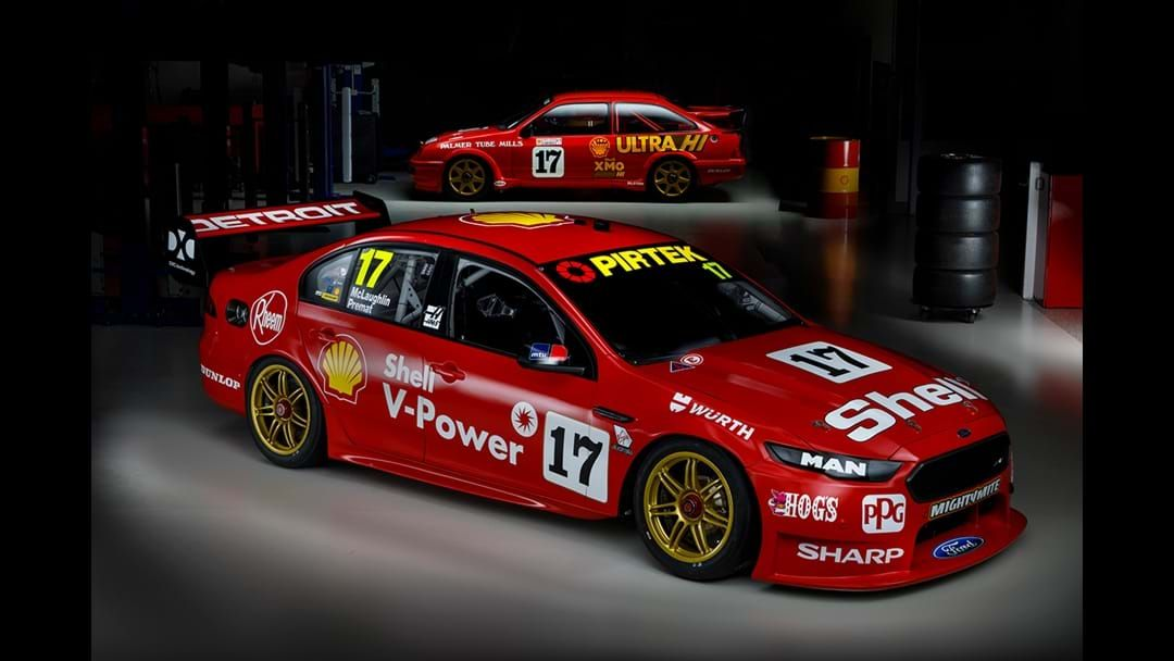 Article heading image for Supercars Go Old School With Throwback Liveries