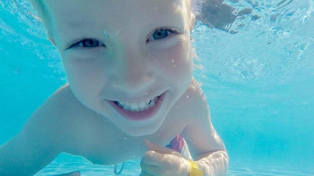 Article heading image for Join Olympic Champion Cate Campbell at 'Optus Summer Splash'