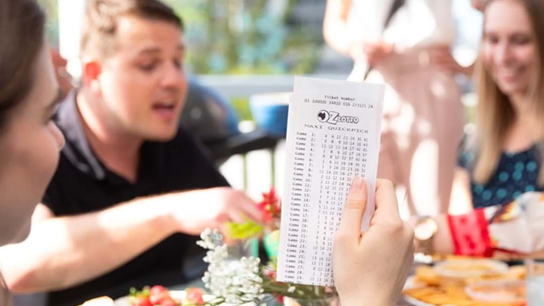 Article heading image for Sydney Woman Claims $50 Million Lotto Win With Her Very First Ticket